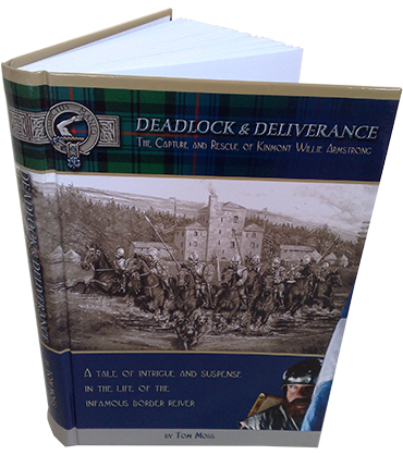 Deadlock & Deliverance hardback book